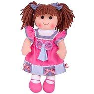 Bigjigs Weichkörperpuppe Emma - 38 cm - Puppe