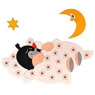 Dodo Der kleine Maulfwurf mit Decke - Kinderlampe