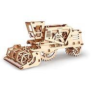 Ugears 3D Mechanický Kombajn - Baukasten