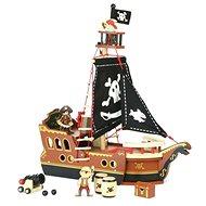 Vilac Pirátská loď - Schiff