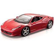 Bburago Ferrari Race & Play 458 Italia 1:24 - Auto