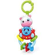 Kleinkindspielzeug Clementoni Kuh Rassel Elektronisch mit Griff - Spielzeug für die Kleinsten