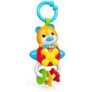 Spielzeug für die Kleinsten Clementoni Elektronische Rassel mit Teddybär - Spielzeug für die Kleinsten