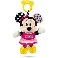Clementoni Minnie Plüschspielzeug mit Griff und Soundeffekten - Spielzeug für die Kleinsten