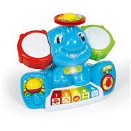 Clementoni Interaktiver Elefant mit Soundeffekten - Spielzeug für die Kleinsten