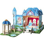 Kreatives Spielzeug 3D-Baukasten Aschenputtels Tanzsaal - Kreatives Spielzeug