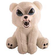Feisty Pets Eisbär - Plüschspielzeug