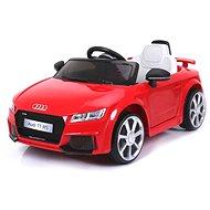 Audi TT RS Rot - Elektroauto für Kinder