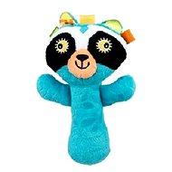 Textilspielzeug Discovery Baby Rassel Waschbär - Tier