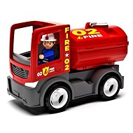 Auto Multigo Fire Auto mit Feuerwehrmann - Auto