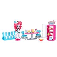 Equestria Girls - Café - Pinkie Pie - Puppe