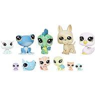 Littlest Pet Shop Frosting Frenzy 13 Stück Mini-Tiere - Tier