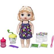 Baby Alive Blonde Puppe mit Mixer - Puppe