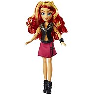 My Little Pony Equestria Girls Sunset Shimmer - Puppe