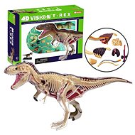 4D T-Rex - Anatomisches Modell