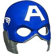 Rächer Captain America - Kinder-Gesichtsmaske