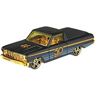 Hot Wheels 50th Anniversary Black & Gold - Autos