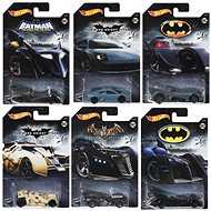 Hot Wheels Batman Autos - Autos