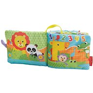 Fisher-Price Softbuch mit Tieren - Spielzeug für die Kleinsten