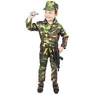 Rappa Army 2, Größe M - Kinderkostüm