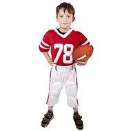 Rappa Fußballspieler, Größe M - Kinderkostüm