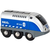Brio World 33863 Lokomotiva na baterie s aplikací App - Eisenbahn