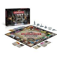 Monopoly Assassins Creed Syndikat, ENG - Gesellschaftsspiel