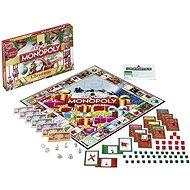 Monopoly Christmas Edition (ENG) - Gesellschaftsspiel