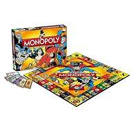 Monopoly DC Comics Retro (ENG) - Gesellschaftsspiel