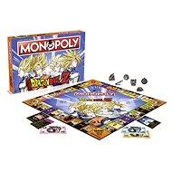 Monopoly Drachen Ball Z, ENG - Gesellschaftsspiel