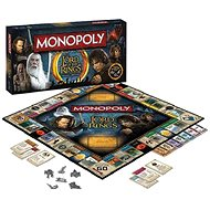 Monopoly Herr der Ringe, ENG - Gesellschaftsspiel