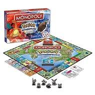 Monopoly Pokemon Party Spiel, ENG - Gesellschaftsspiel