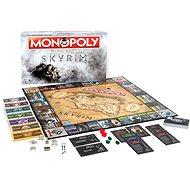 Monopoly Skyrim Edition (ENG) - Gesellschaftsspiel