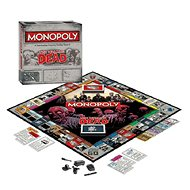 Monopoly The Walking Dead Edition (ENG) - Gesellschaftsspiel