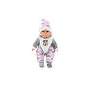 Baby Doll Sound - Grau - Puppe