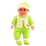 Puppenklang - grün - Puppe