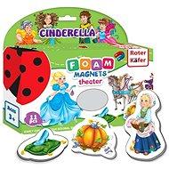 Schaummagnete - Prinzessin - Bildungsspielzeug