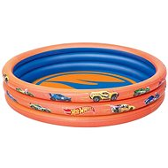 Bestway Hot Wheels Pool - Aufblasbarer Pool