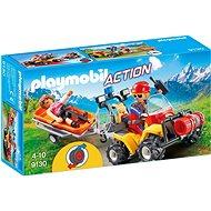 Playmobil 9130 Bergretter-Quad - Baukasten