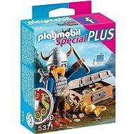 Playmobil 5371 Wikinger mit Goldschatz - Baukasten