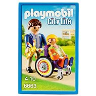 Playmobil 6663 Kind im Rollstuhl - Baukasten