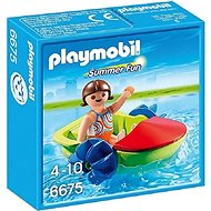 Playmobil 6675 Summer Fun Tretboot - Baukasten
