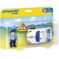 Baukasten Playmobil 6797 Polizeiauto - Baukasten