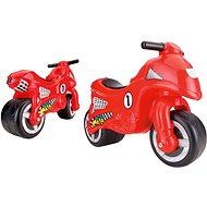 Rutschfahrzeug Motorrad rot - Laufrad/Bobby Car