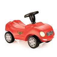 DOLU Rennwagen rot - Laufrad/Bobby Car