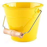 Eimer Woody Garten-Eimer - gelb