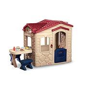 Little Tikes Haus mit Picknicktisch - Kinderspielhaus