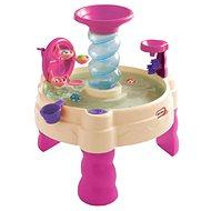 Spiralwassertisch - Rosa - Dětský stůl