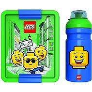 LEGO Iconic Boy Snackset - Schulranzen