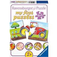 Ravensburger 073337 Auf dem Bauernhof - Puzzle